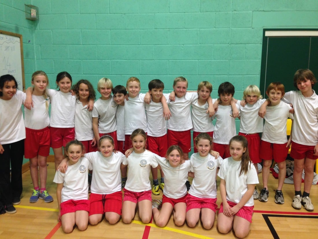 Athletics - Walkington Primary School